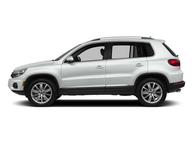 2017 Volkswagen Tiguan Limited 2.0T 4MOTION In Bridgewater, NJ   Open Road  Volkswagen Of