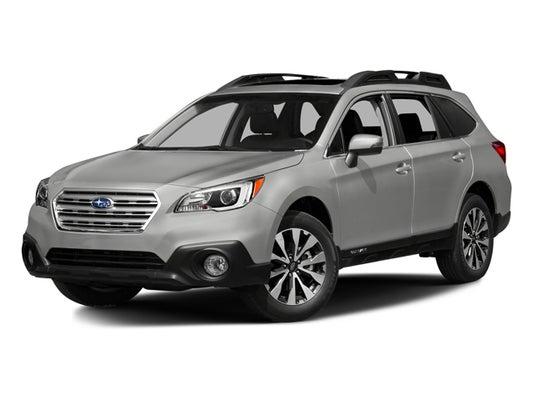 2016 Subaru Outback 4dr Wgn 2 5i Limited PZEV
