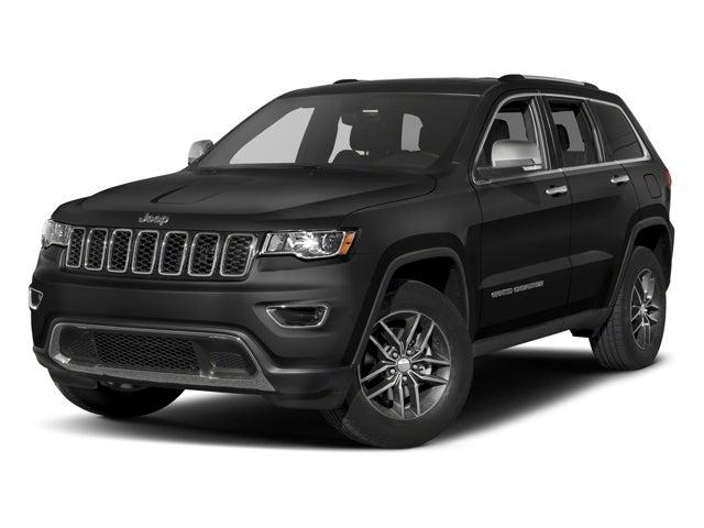 Jeep 4x4 2017 >> 2017 Jeep Grand Cherokee Limited 4x4 Bridgewater Nj Area