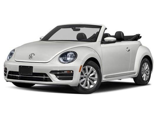 2019 Volkswagen Beetle Convertible S Auto