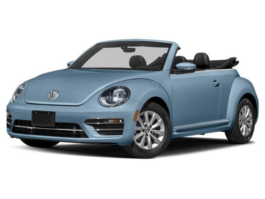 Volkswagen Beetle Convertible >> 2019 Volkswagen Beetle Convertible Final Edition Sel Auto