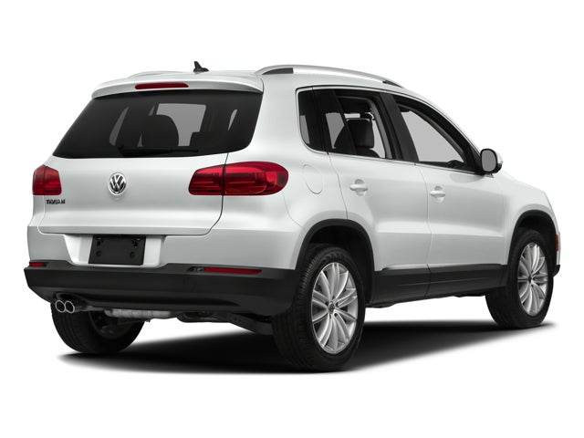 2017 Volkswagen Tiguan Limited 2 0t 4motion Volkswagen Dealer Serving Bridgewater Nj New And