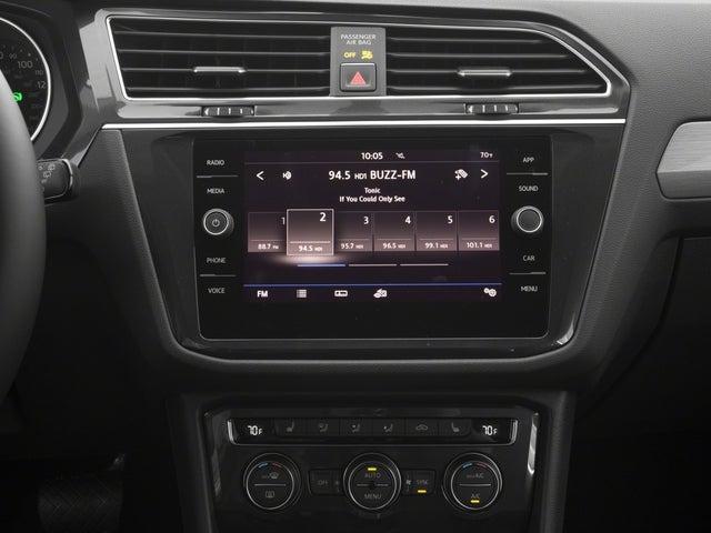 2018 Volkswagen Tiguan 2 0t Se Fwd Volkswagen Dealer
