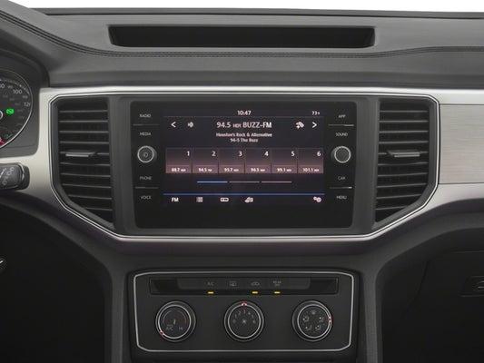 2018 Volkswagen Atlas 3.6L V6 SEL Premium 4MOTION - Volkswagen dealer serving Bridgewater NJ ...