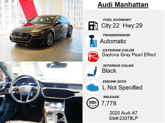 2020 audi a7 premium plus 55 tfsi quattro bridgewater nj area volkswagen dealer serving bridgewater nj new and used volkswagen dealership serving edison new brunswick piscataway township nj 2020 audi a7 premium plus 55 tfsi quattro